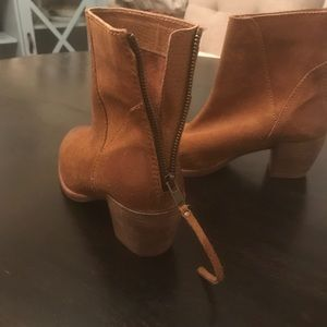 Seychelles Shoes - NWT Anthropologie Seychelles ankle boots